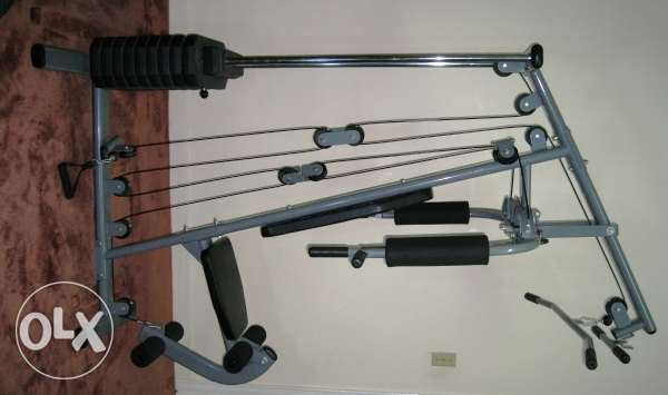 Fitness Strength Trainer Multi Gym الخبر -  2