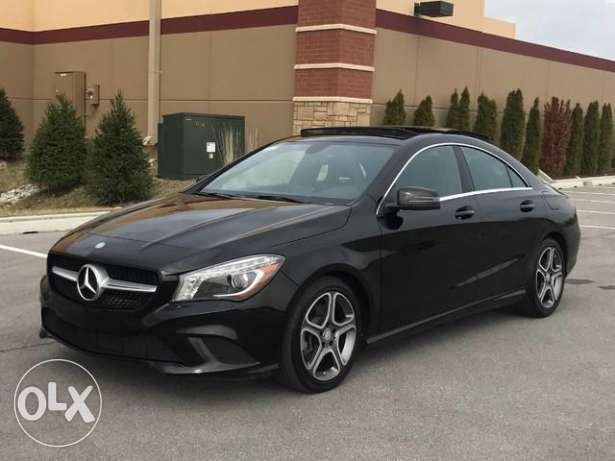 2014 Mercedes-Benz CLA CLA 250 big screen low millage 52000