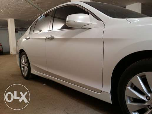 Almost New Honda Accord 2016 for LEASE TRANSFER الرياض -  8