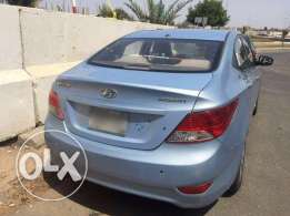 Hyundai Accent 2013 For Sell.