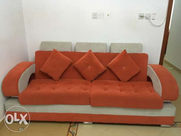 7 seater sofa for sale, excellent condition