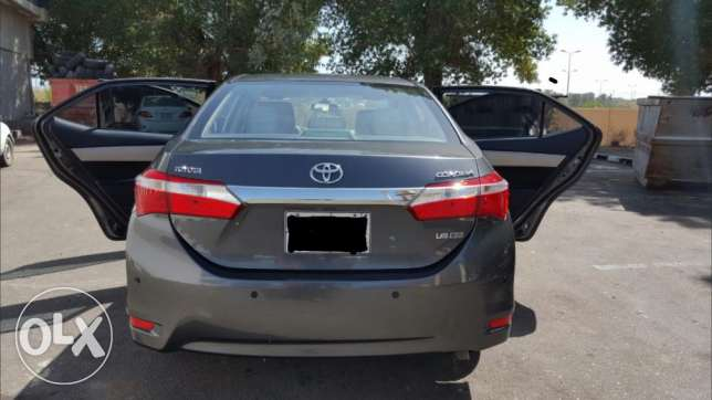 Toyota corolla 2015 model. In very good condition.well maintained. الجبيل -  3