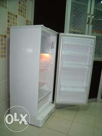 Fridge - in clean and very good condition رأس تنورة -  5