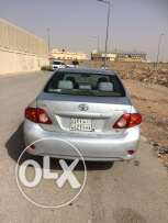 Toyota Corolla for Sale, 2008-Manual Transmission