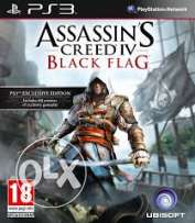 assassins creed black flag for sale for ps3 or exchange with ps4 games