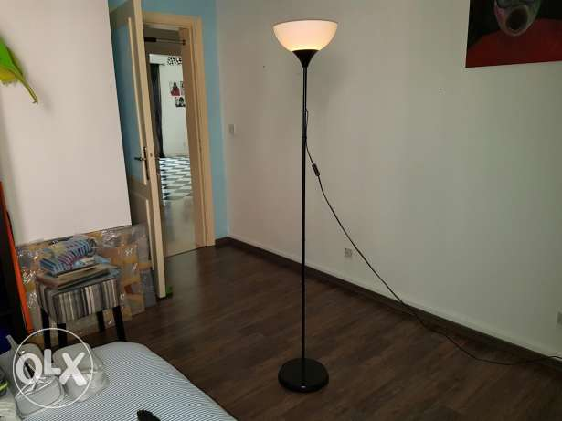 Single bulb Floor Lamp