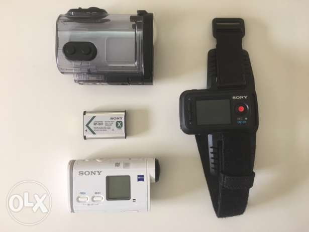 Sony Action Cam X1000 VR