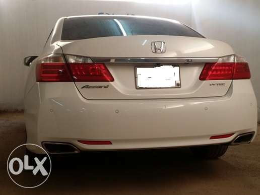 Almost New Honda Accord 2016 for LEASE TRANSFER الرياض -  7