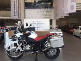 BMW R1200GS Adventure 2010 only 12000km with extras