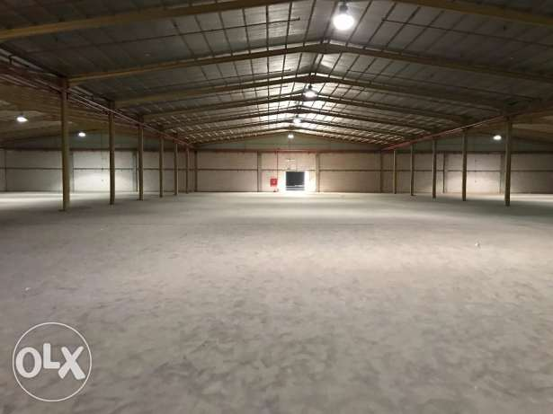 Warehouse in Sulay Southern Ring Road Riyadh