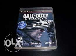 Call of Duty Ghosts (PS3) (Barely Used)