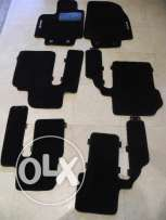 Mazda CX-9 New OEM Premium Black Carpeted Floor Mats. full set