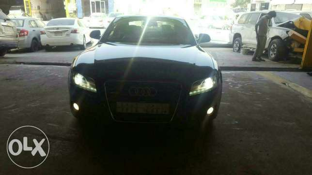 Very clean audi a5 coupe for sale الرياض -  3