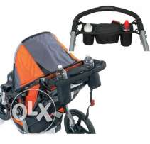 strollers safe console tray