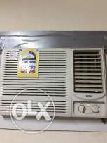 New Haier AC Cool 24000 btu excellent condition مكيف هاير بارد حالة مم