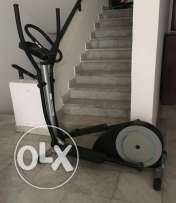 Elliptical trainer - sport machine