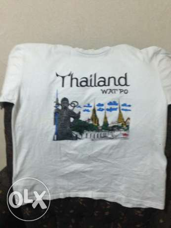 TSHIRT from Thailand with 15 SAR الرياض -  1