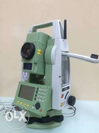 Surveying Leica Total Station surveyor instrument comple جدة -  1