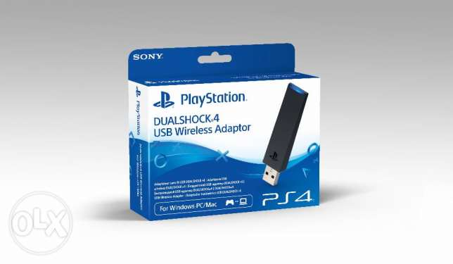 Sony PlayStation 4 DualShock USB Wireless Adaptor جدة -  1