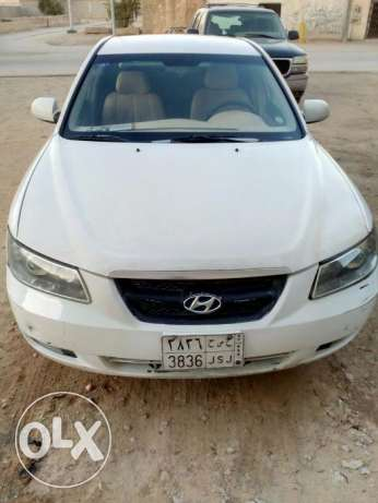 Hyundai Sonata Model 2008