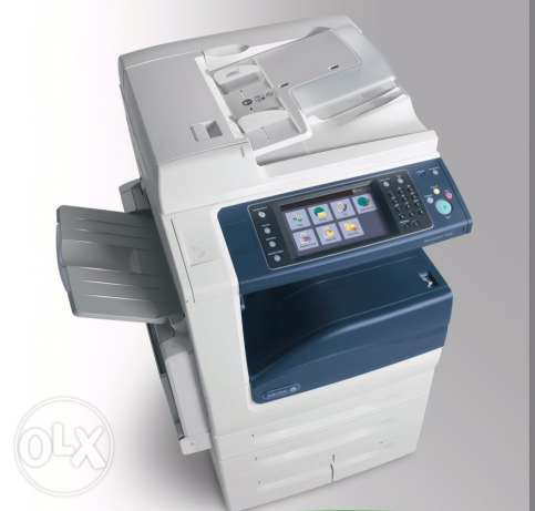 Used Xerox WorkCentre 7535 printer for sell
