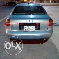 Audi A6 2002 V8 full parts for sale