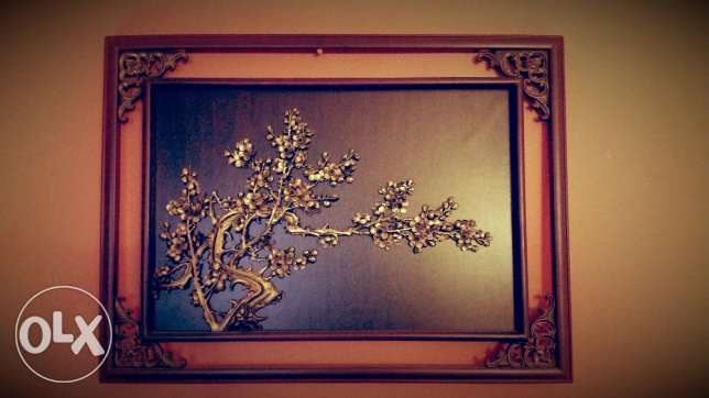 Wall scenery decoration