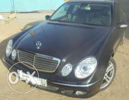 Mercedes E240, 2003 Black Full Options, very good conditions
