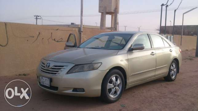 I want to sale my Toyota Camry in well conditioned