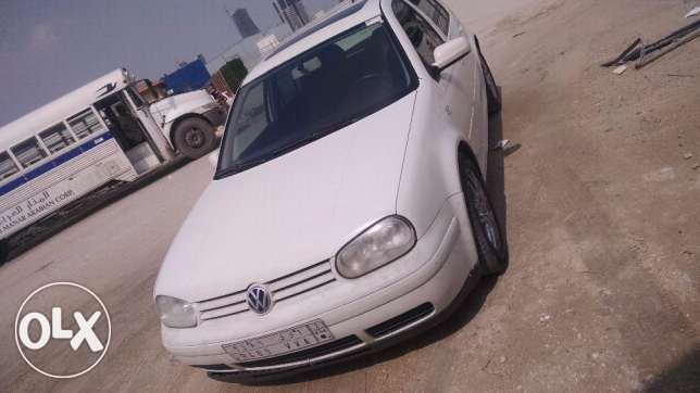 Vw golf 2.0 at 5500