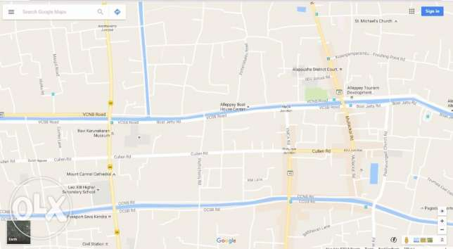 Land for sale in Kerala - Alleppey Town الرياض -  1