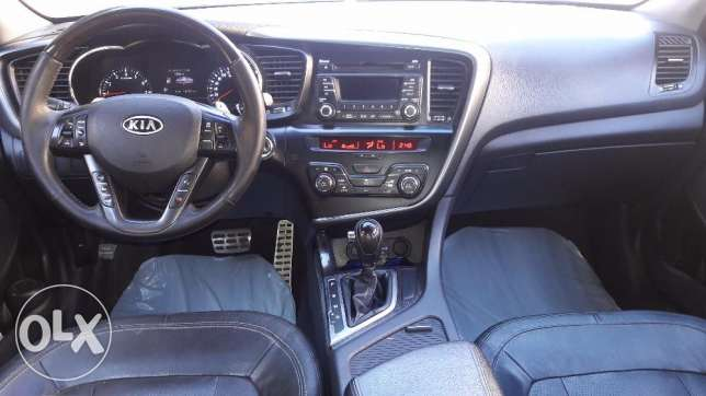 KIA OPTIMA 2011 Full option for sale الرياض -  5