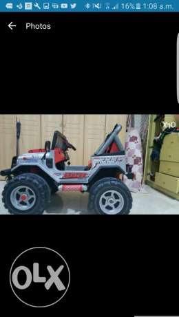 4x4 toy car for kids