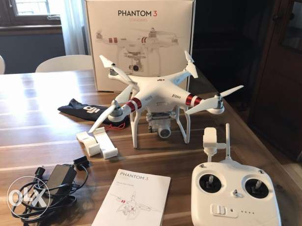 Dji phantom 3 standard drone for sale