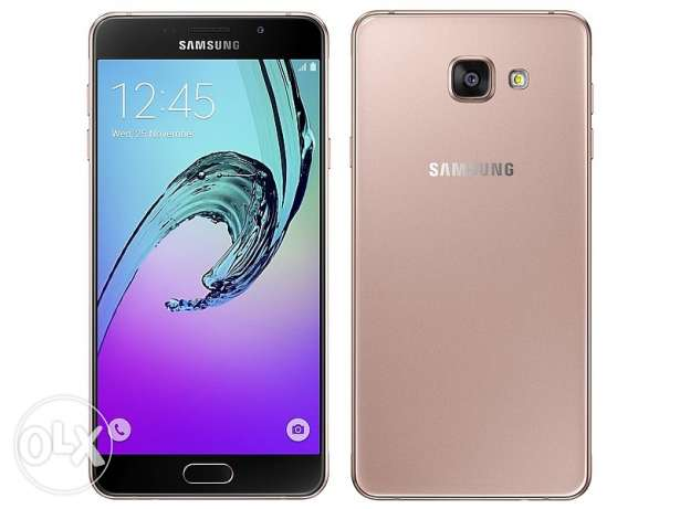 Samsung A3 (6) black and pink