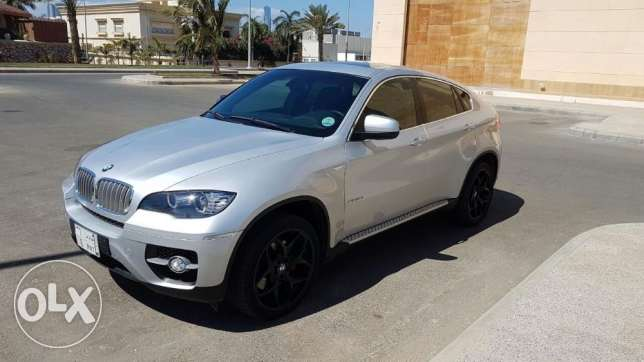 BMW X6 - Mint Condition - wery low milage