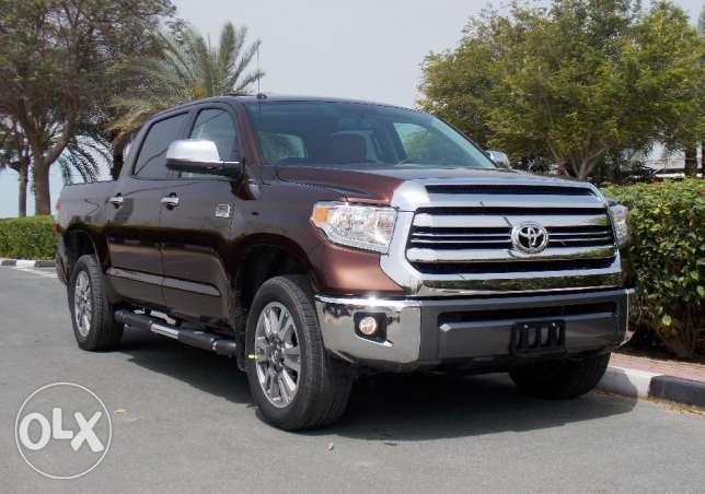 TOYOTA TUNDRA 1794 Special Edition
