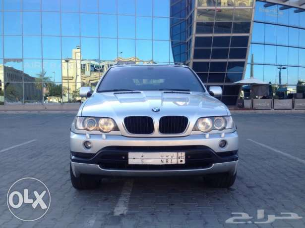 excellent condition BMW X5 4.6IS