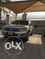 VW Tiguan 2012 Excellent condition