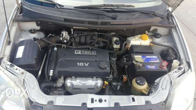 Chevrolet aveo 2013 aoutmatic mint condition 9/10