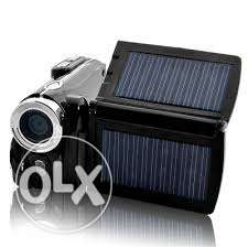 Solar Powered Digital Camcorder