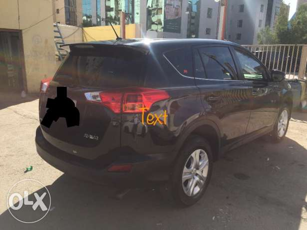 Rav 4 2013 model, Filipino Owner