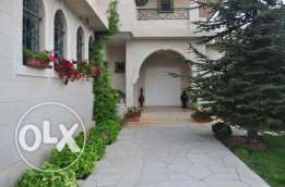 Furnished Villa for Sale Mansourieh- Bhamdoun