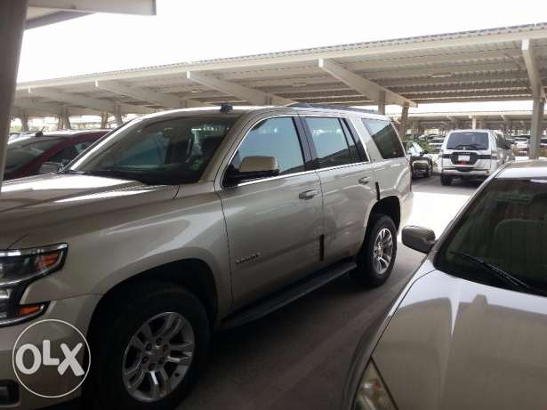 SUV Tahoe 2015 for sell