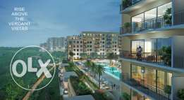 2bedroom full golf view+pool from emaar easy payment plan no commision