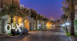 Villa For Rent In a Closed Compound ( alkhobar )