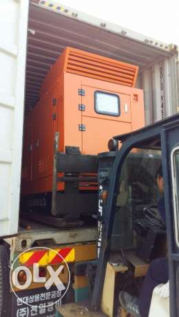 Diesel generator sets for 60 Hz markets (kWe)