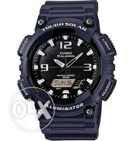 Casio solar watch