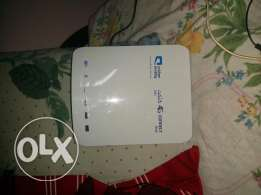 Mobily 4g router in brand new condition