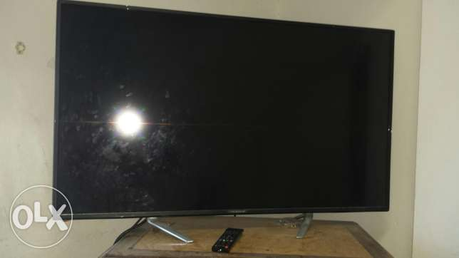 Telezone 43 inches full HD